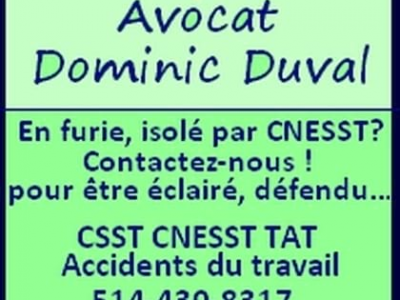 avocat_CNESST.Dominic_Duval.Longueuil.accident_travail.sante_securite.indemnisation - WWW 2